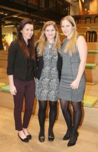 Margurite Boyle, Kellie O Brien and Karen O Donovan